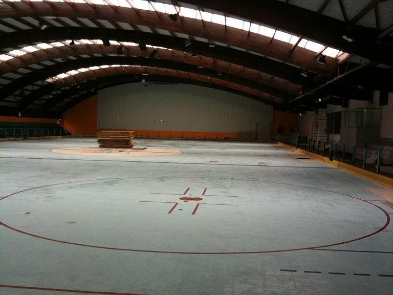 patinoire de Neuilly