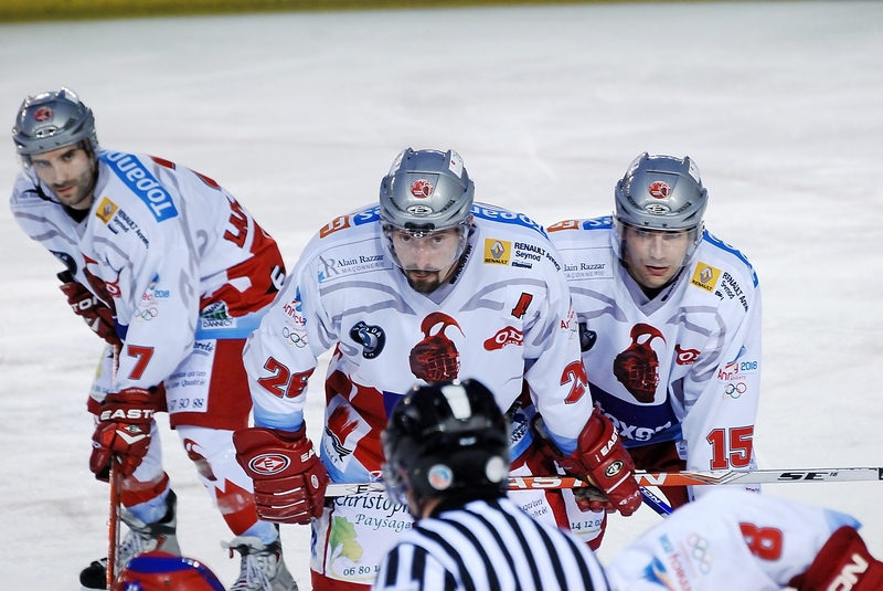 Lyon - Annecy / Demi Finale / Hockey Ligue Magnus / Avril 2011