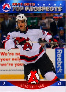 Eric Gelinas - Albany Devils