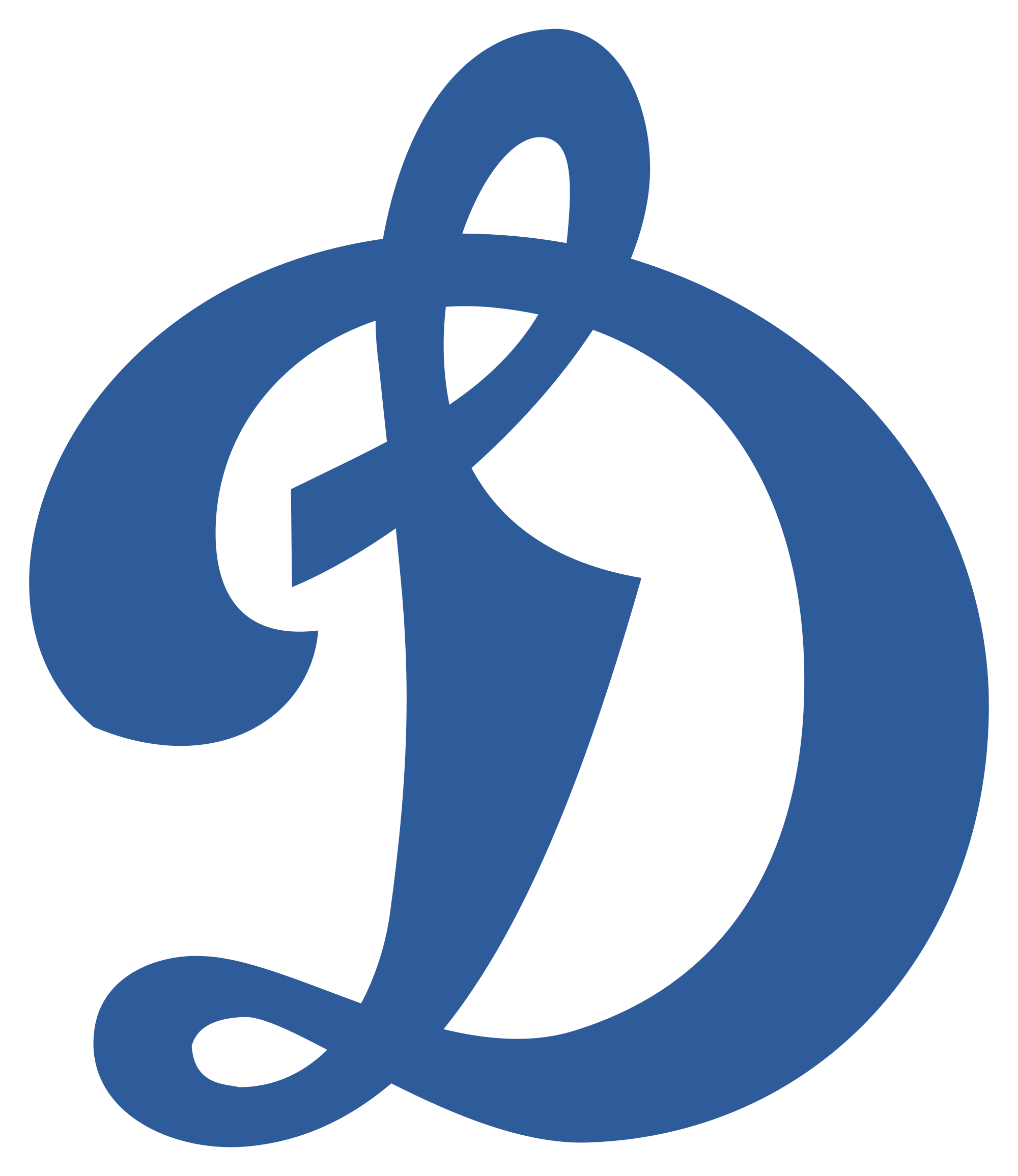 лого динамо: