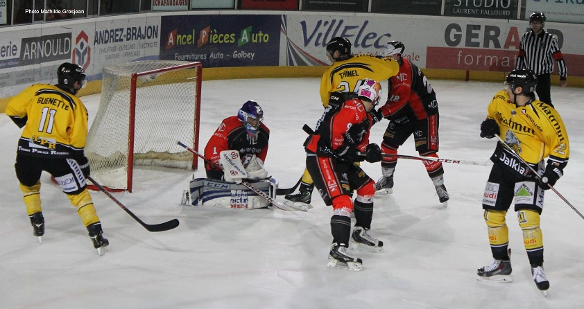 ICe Rouen CDL action