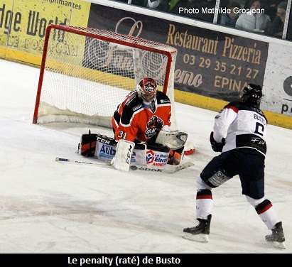 Penalty Busto