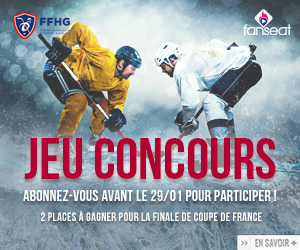 FANSEAT / Hockey sur glace Live