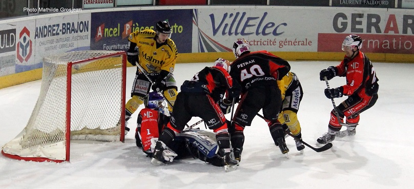 ICe Rouen CDL action 2