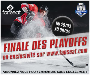 FanSeat Playoffs 2019 Pavé