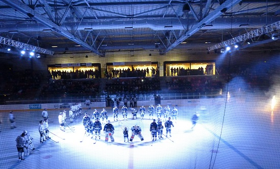 Ice Hockey: Dunkerque – Brest (Division 1, 2nd day) |  Division 1